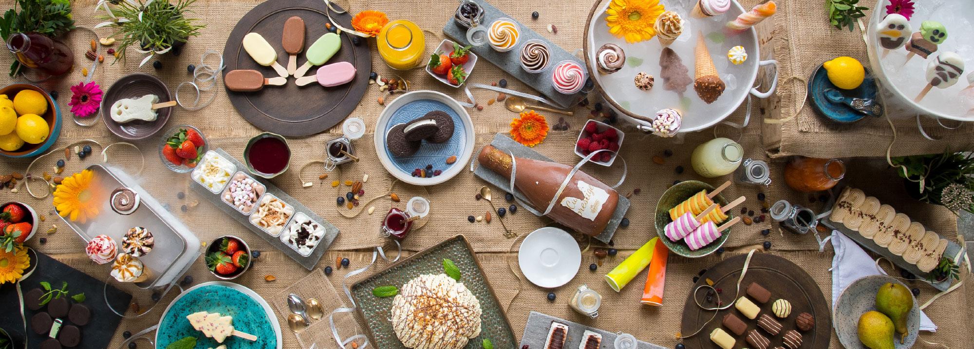Icefresh Foods | Own Label Ice Cream & Desserts Experts